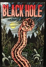 Black Hole #3 Charles Burns 1st Printing Kitchen Sink Press 1996 Graphic Comic