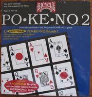 Bicycle Pokeno Too Playing Card Game
