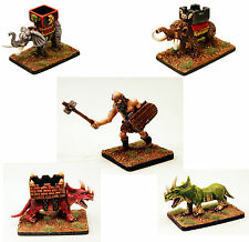 Alternative Armies 15mm Monsters Fantasy Resin Miniatures - Unpainted-Multi-List