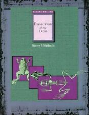 Anatomy and Dissection of the Frog by Walker and Homber Staff, Warren F. Walker