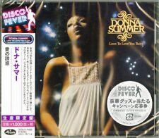 DONNA SUMMER-LOVE TO LOVE YOU BABY-JAPAN CD Ltd/Ed B63
