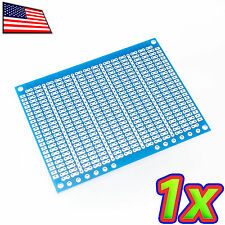 [1x] 9 x 7 cm DIY PCB Prototype Circuit Solder Bus BREADBOARD Discrete and DIP