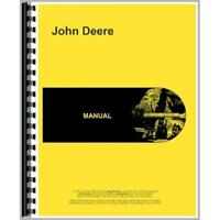 Service Manual Fits John Deere Tractor Loader Backhoe 310
