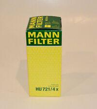 Mann Oil and Air Filters BMW X3 X5 X6 - C15143/1  + HU721/4X