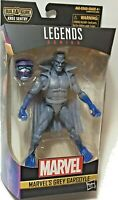 Marvel Legends CAPTAIN MARVEL GREY GARGOYLE 6in Figure BAF Kree Sentry IN STOCK