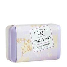 Pre de Provence Riche Lavender Take 2-in-1 Bar Soap (moisturizing & exfoliating)
