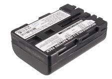 BATTERIA agli ioni di litio per Sony NP-FM30 HDR-HC1 NP-QM50 NP-FM51 DCR-TRV140 NP-QM51 NUOVO