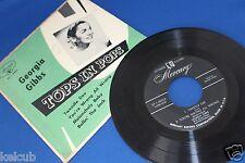 RARE Georgia Gibbs MERCURY EP 4002 Original Juke Box 45 with Picture Sleeve Pic