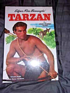 Edgar Rice Burroughs' Tarzan The Jesse Marsh Years Hard Cover Graphic Novel #8