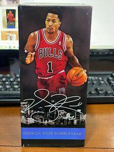 Chicago Bulls Derrick Rose Collectable Bobblehead 2013-2014 Season New In Box