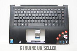 WORKING LENOVO YOGA 500-14 BLACK PALMREST UK BACKLIT Led KEYBOARD 80R5 80N4 (SM)