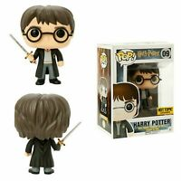 Funko pop harry potter hot topic figura figure tv cine toys movies