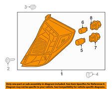 HONDA OEM 15-16 Fit-Taillight Tail Light Lamp Assy Right 33500T5AA11