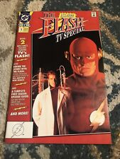 All New Flash TV Special(1991) #1  Behind the scenes photos of TV Show VF/NM
