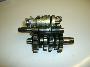 KTM SXF 250 GEARBOX ASSEMBLY 2007 TO 2010 VGC MX ENDURO