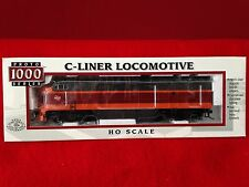 23985 Lifelike HO Milwaukee Rd C-Liner Powered A Loco NIB