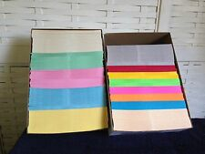 1000 # 10 Business Envelopes in 13 Different Colors