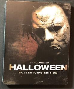 Halloween [ Collector's Edition STEELBOOK ] (Blu-ray Disc) NEW