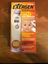 Exergen Original Temporal Thermometer Plus FREE Gifts
