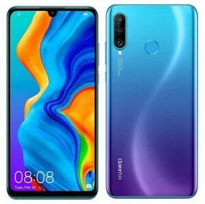 Huawei P30 Lite Marie-L21A - 128Go - Peacock Blue (Désimlocké) (Double SIM)