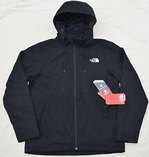 Men THE NORTH FACE Hooded Jacket Apex Elevation Black TNF New Medium Trek winter