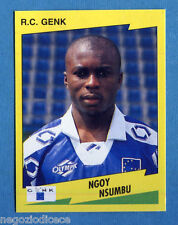 FOOTBALL 98 BELGIO Panini -Figurina-Sticker n. 136 - NSUMBU - GENK -New