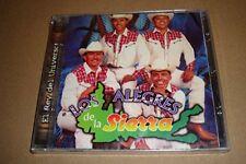 Alegres De La Sierra El Rey Del Universo CD New