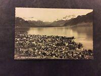 Vevey - Switzerland - Vintage Postcard