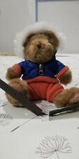 me to you The Teddy Bear Collection Scott The Skiier new