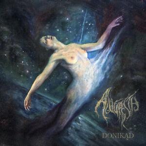 ANGRRSTH - Donikad - CD - BLACK METAL