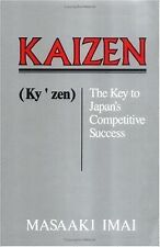 Kaizen : The Key to Japan's Competitive Success by Masaaki Imai 1ST EDITION