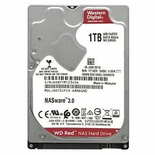 """Disque dur interne 2,5"""" WD Red Rouge Mobile 1 To Tb WD10JFCX SATAIII pc portable"""