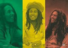 "BOB MARLEY FLAGGE / FAHNE ""AFRICAN HERBSMAN"" POSTERFLAGGE POSTER FLAG"