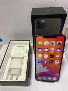 Apple iPhone 11 Pro Max 64GB - Space Gray NUOVO Mai utilizzato Garanzia 24 Mesi