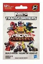 Kre-O TRANSFORMERS MICRO CHANGERS Collection New Sealed Figures Vehicles