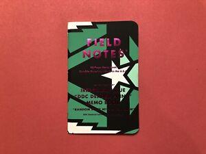 Field Notes DDC Deader Print Single Notebook - Raconteur