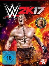 WWE 2k17 (PC sólo Steam key descarga código) no DVD, no CD, Steam key only