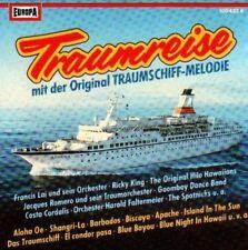 Traumreise mit der Original Traumschiff-Melodie (EUROPA) | CD | Francis Lai, ...