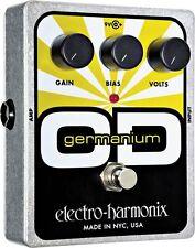 Electro-Harmonix EHX XO Germanium OD Overdrive 60's Distortion Effects Pedal