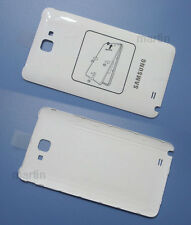 Original White Battery Door Back Cover 4 Samsung Galaxy Note N7000(standard Ver)