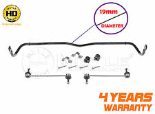 FOR SKODA FABIA 1.4 1.9 TDi HEAVY DUTY ANTIROLL STABILISER BAR LINKS BUSHES 19mm