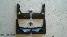 BRAND NEW OEM 2005-2010 SCION tC MUDGUARDS AND HARDWARE SET OF 4