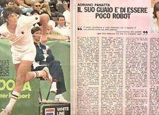 MA100-Clipping-Ritaglio 1979 Adriano Panatta