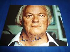 LOU CASTEL signed Original Autogramm 20x25 cm In Person DER LEOPARD