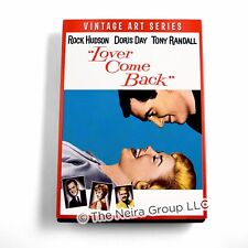 Lover Come Back DVD New Rock Hudson Doris Day Tony Randall Vintage Art Series