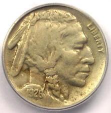 1926-S Buffalo Nickel 5C Coin - Certified ICG XF45 (EF45) - $1,372 Value!