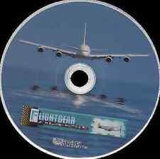 2018 Sophisticated Flight Simulator FlightGear for Microsoft PC & MacOS X