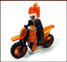 LEGO Ninjago CON CAPPUCCIO GHOST Clouse minifigura elementare MASTER-ORIGINALE