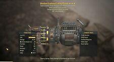 Fallout 76 (PC) blutüberströmte Explosive Gatling Plasma 90% R ? seltene Legacy ?