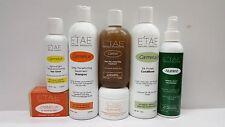 E'TAE ETAE Ultimate Bundle  Shampoo & Conditioner, Carmel Treatment & MORE
